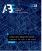 Radan  Šuba ,Design and development of a system for vario-scale maps