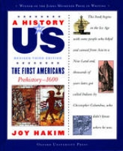 Hakim, Joy The First Americans