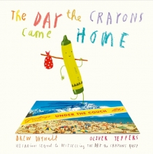 Daywalt, Drew Day The Crayons Came Home