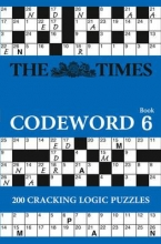 The Times Mind Games The Times Codeword 6