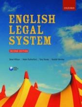 Wilson, Steve English Legal System