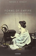 Hensley, Nathan K. Forms of Empire