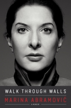 Marina,Abramovic Walk Through Walls