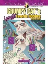 Mazurkiewicz, Jessica Creative Haven Grumpy Cat`s Least Favorite Hobbies Coloring Book