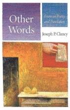 Joseph P. Clancy Other Words