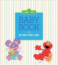Sesame Workshop Sesame Street Baby Book