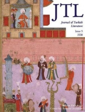 Journal of Turkish Literature, Issue 5
