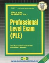 Rudman, Jack Professional Level Exam (Ple)