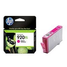 , Inktcartridge HP CD973AE 920XL rood HC