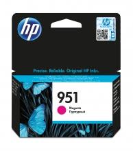 , Inktcartridge HP CN051AE 951 rood