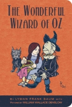 The Wonderful Wizard of Oz Stitch Pocket Blank Notebook