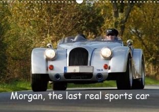 Andreas and Dagmar Hensing Morgan, the last real sports car 2019