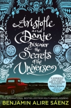 Benjamin Alire Saenz, Aristotle and Dante Discover the Secrets of the Universe