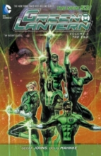 Johns, Geoff Green Lantern 3