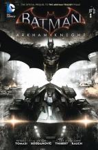 Tomasi, Peter Batman Arkham Knight 1