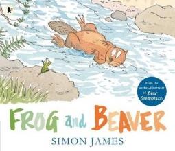 James, Simon Frog and Beaver
