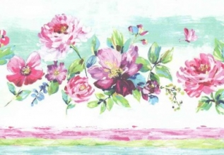 Floral Spectrum Note Cards (Stationery, Boxed Cards)