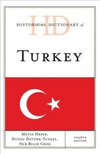 Heper, Metin Historical Dictionary of Turkey