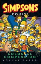 Groening, Matt Simpsons Comics - Colossal Compendium