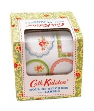 Kidston, Cath Cath Kidston Stickers and Labels Roll
