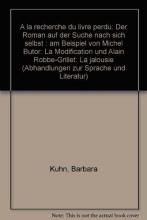 Kuhn, Barbara A la recherche du livre perdu