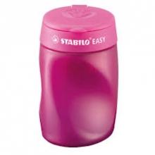 , Puntenslijper STABILO Easy 4501 3 in 1 linkshandig roze
