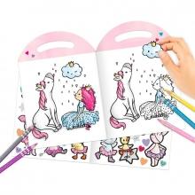 Princess mimi kleurboek