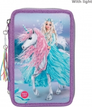 , Fantasy model 3-vaks etui led icefriends