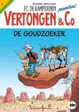 Hec  Leemans Vertongen & C� Vertongen en C� 04 De goudzoekers