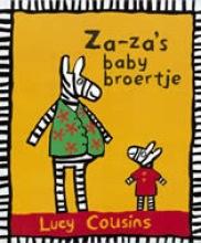 Lucy  Cousins Za-za`s baby broertje