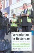 Pieter  Tops Regimeverandering in Rotterdam