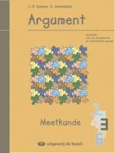 Argument 3 - Meetkunde - Leerboek