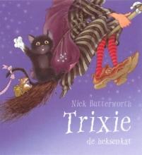 Nick  Butterworth Trixie de heksenkat