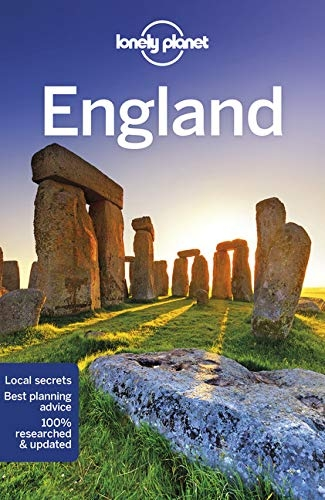 ,Lonely Planet England