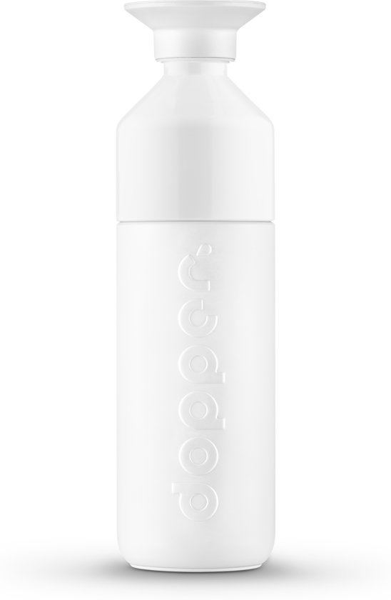 ,Dopper insulated 580ml wavy white