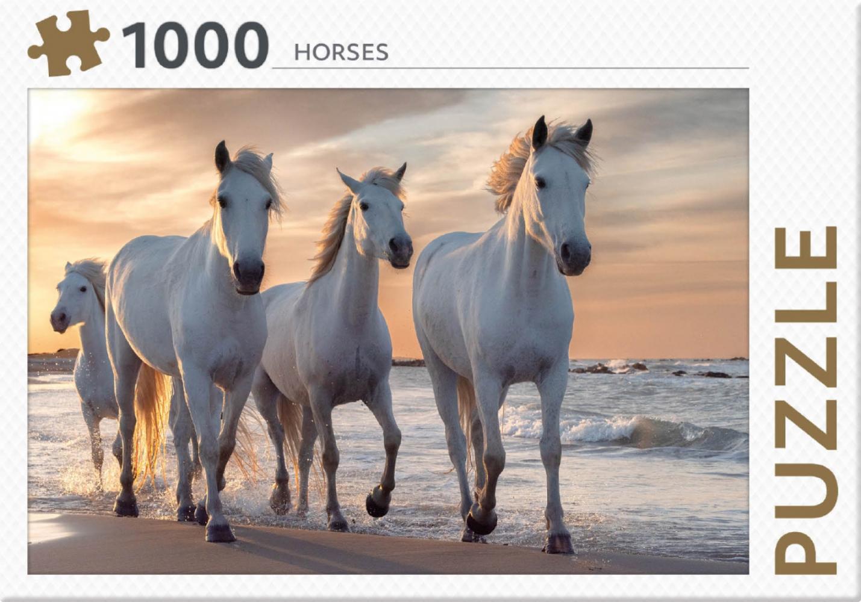 ,Horses - puzzel 1000 st
