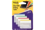 , Indextabs 3M Post-it 686 strong recht 38x50.8mm 4 kleuren
