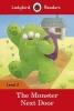 Ladybird, Monster Next Door - Ladybird Readers Level 2