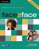Tims, Nicholas, Face2face Intermediate Workbook with Key
