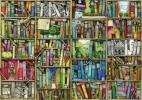 Wen-441613z , Bookshelf - colin thompson - wentworth wooden puzzles - 40 - 125x87mm