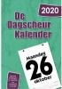 , Scheurkalender 2020 de dagscheur kalender
