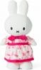 Btt.24.182.185 , Nijntje - pink dress - knuffel - 24 cm