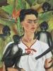 <b>Pia-550942</b>,Self portrait with monkeys - frida kahlo - puzzel - piatnik - 1000 - 68 x 48