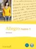 <b>Anna  Mandelli Nadia  Nuti</b>,1 Allegro nuovo werkboek