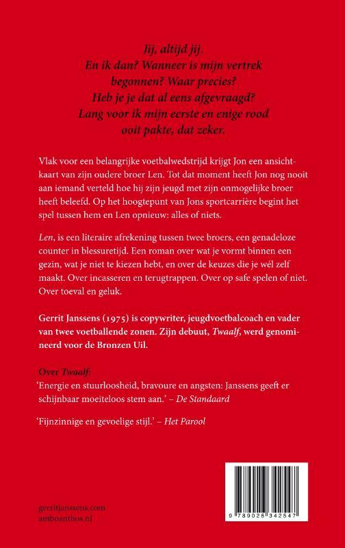 Gerrit Janssens,Len,