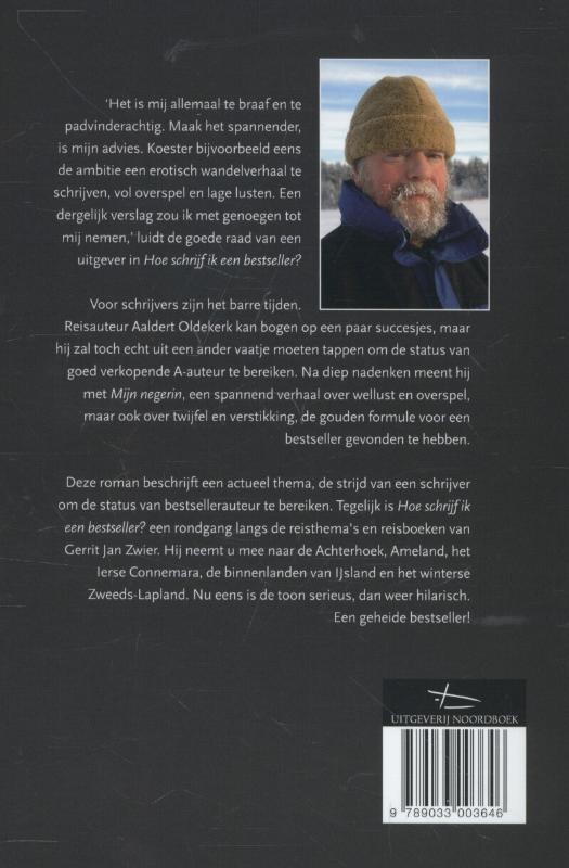 Gerrit Jan  Zwier,Hoe schrijf ik een bestseller?