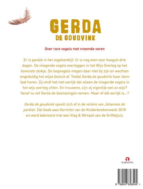 Mark Haayema,Gerda de Goudvink