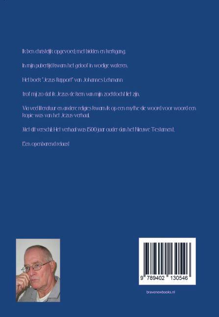 Hans Christiaan Mol,De Frygische Christus