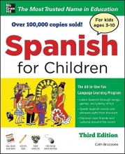Catherine Bruzzone Spanish for Children with Three Audio CDs, Third Edition