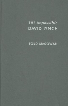 Mcgowan, Todd The Impossible David Lynch